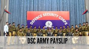 Indian Army Clerk Salary Chart Dsc Pay Slip Salary Pay Scale 2019 20 Per Month