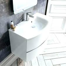 wall mount vanity sink elegant wall hung vanity unit with basin fresh vanities wall mount bathroom