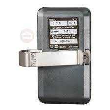 liftmaster 811lm dip switch smart learn single on gate and garage door remote control