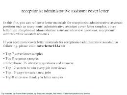 Examples Of Administrative Resumes Custom Administrative Assistant Objectives For Resumes Examples Amazing