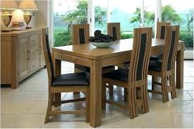 round kitchen table sets for 6 glass top and chairs dining set 60 inch