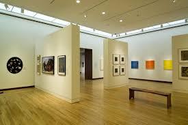 Home Interior : The New Britain Museum Of American Art Interior Design  Gallery Display Room ~ Resourcedir