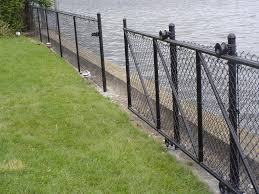 chain link fence rolling gate parts. Chain Link Fence Gates Wide Bitdigest Design Pertaining To Size 1024 X 768 Rolling Gate Parts