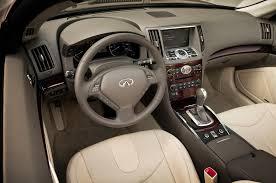 infiniti g37 convertible interior. 12 21 infiniti g37 convertible interior
