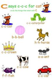 e54dae fc e letter activities images and words