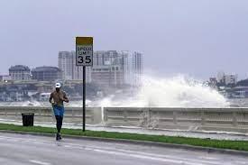 Tropical Storm Elsa makes landfall ...