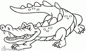 Kleurplaten Van Krokodillen Kerst 2018