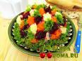177 Вегетарианские салаты на день рождения простые и вкусные рецепты