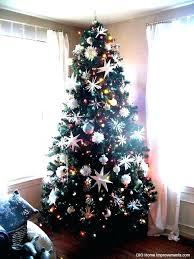 christmas tree themes 2017 tree ideas colored light tree decorating ideas color multi tree topper ideas