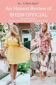 Shein Review Are They Legit Lifetolauren