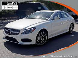 New 2018 Mercedes-Benz CLS 550  RBM Of Atlanta