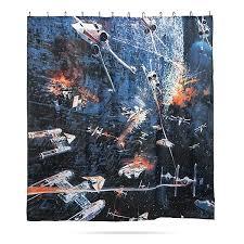 starwars shower curtain star wars posters shower curtains star wars shower curtain