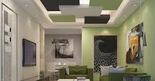 Awesome Collection Of Simple Fall Ceiling Design For Living Room