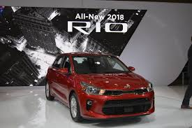 2018 kia rio sedan. delighful rio awesome 2018 kia rio sedan amp 5door make us debut in new york on kia rio sedan