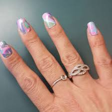 Water Marble Nail Art: 13 Steps (with Pictures)