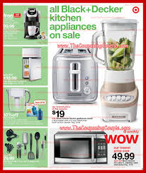 Target Small Kitchen Appliances Target Ad Preview 3 24 17 The Saving Savage