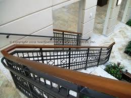 decorative railings. restaurant railing custom restarant decorative resort railings