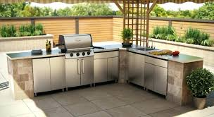 full size of stainless steel outdoor kitchen units components best cabinets astonishing st cupboards doors and