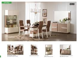 buffet tables for dining room elegant kona solid mango cal dining set room tables the dump