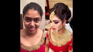 best bridal makeup by tania artist in jalandhar 2017 india
