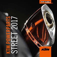 2018 ktm powerparts catalog. modren ktm new feature online catalogue powerparts street 2017 throughout 2018 ktm powerparts catalog