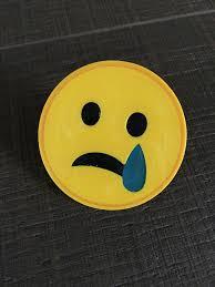 Emoji Sad Cam Cover Pinshape
