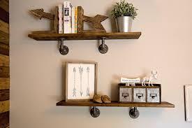 nursery wall shelves project nursery