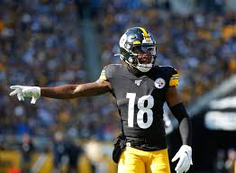 Could Steelers Diontae Johnson develop into a number one wide ...