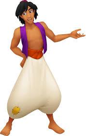 Aladdin Showing Something Transparent Png Stickpng