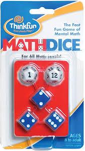 Es célebre por haber promocionado los juegos de mesa a través de un sistema llamado pasaportes y de. Amazon Com Dado Matematico Think Fun Game Toys Games