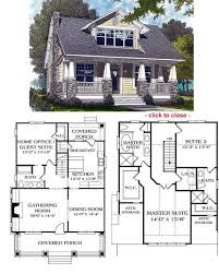 bungalow floor plans. Architectural Plan Of Bungalow Homes Floor Plans 1920 House Modern . With Porches U