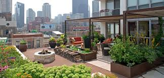 Wonderful Urban Rooftop Gardens 87 On Home Designing Inspiration with Urban Rooftop  Gardens