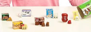 Shopkins Real Littles: точные копии настоящих продуктов в ...