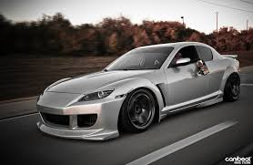 mazda rx8 modified wallpapers. mazda rx8 body kits wallpaper rx8 modified wallpapers x