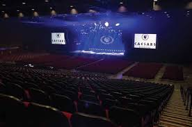 Case Study The Colosseum At Caesars Windsor Hotel And