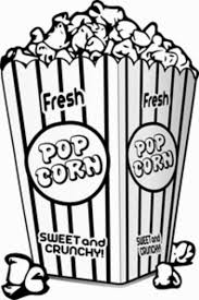 Small Picture Popcorn Coloring Coloring beach screensaverscom