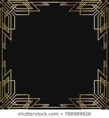 Great Gatsby Invitation Template Great Gatsby Images Stock Photos Vectors Shutterstock