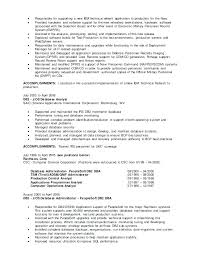 Db2 Database Administrator Server Resume Sample Server Resume