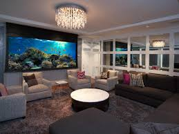elegant and understated home theater
