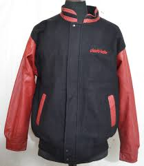 plasti koti by canada men s varsity jacket with leather sleeves made in canada k 7 1 5 kg