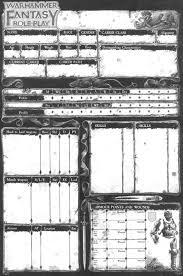 warhammer character sheet castle goblinstein wfrp download