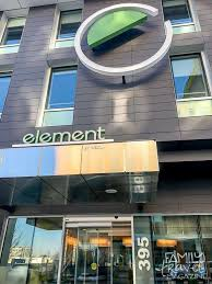 location of the element boston seaport hotel