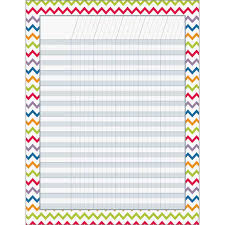 Multiplication Incentive Chart Chevron Incentive Chart