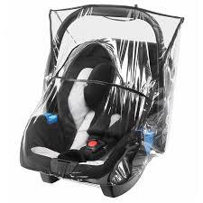 recaro privia infant carrier raincover