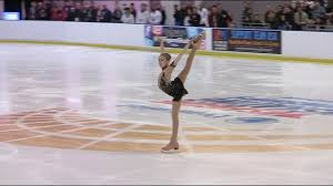 Ava Stephens - 2018 US Figure Skating Nationals - Intermediate Ladies- 6th  Place in FS - YouTube