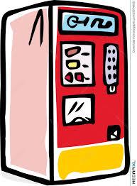 Vending Machine Clipart Classy Vending Machine Illustration 48 Megapixl