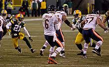 Packers Depth Chart 2010 2010 Chicago Bears Season Wikipedia