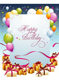 Free Greeting Card Printables 40 Free Birthday Card Templates Template Lab
