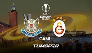 St. Johnstone Galatasaray maçı canlı! D Smart St. Johnstone GS maçı canlı  skor takip! - Tüm Spor Haber