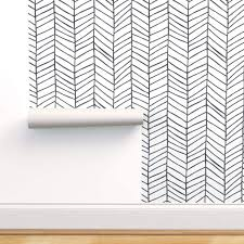 Removable Water-Activated Wallpaper ...